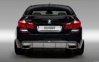 Концептуальный гибрид на базе BMW 5.