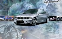 Купе BMW M3 CSL.