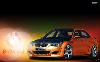 Тюнингованный BMW M5 CLR 500 RS
