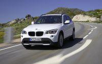 немецкий кроссовер BMW X1