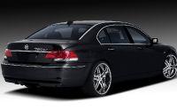 Автомобиль серии класса люкс BMW 7.