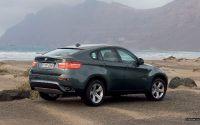 спортивный BMW X6