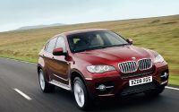BMW X6 Sports Activity Coupe.