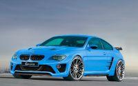 Тюнингованная BMW M6 G-Power Hurricane