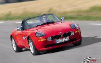 двухместный спортивный автомобиль BMW Z 8