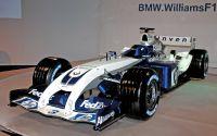 Гоночный автомобиль БМВ