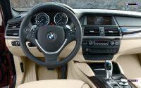 Салон BMW X6