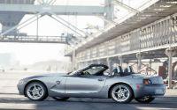 Родстер BMW Z4.