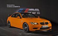 Спортивная версия BMW M3.