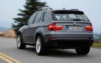 Кроссовер BMW X5 3.0d (2007-2009).