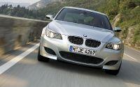 BMW M5 F10 — заряженная «пятая» серия.
