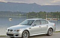 Эксклюзивный спорт-седан BMW M5 E60.
