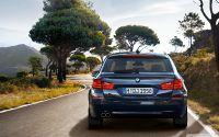Кроссовер бизнес-класса BMW 5.