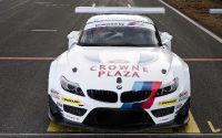 Гоночный автомобиль BMW Z4 GT3.