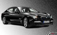 Особая серия BMW 760Li M Sport.