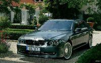 BMW ALPINA B7 E65.