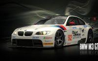 Спорткар BMW M3 GT2.