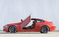 Тюнингованный BMW M6 от HAMANN