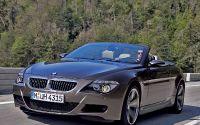 Спорт кабриолет BMW M6
