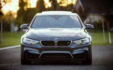BMW 7, 6 поколение БМВ, черный БМВ