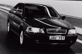 Седан Вольво ЭС40, Volvo S40 2001