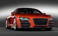 Cуперкар Audi R8 TDI Le Mans