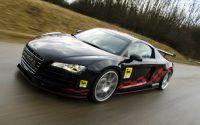 Полноприводный суперкар Audi R8 V10