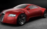 Концепт электрокара Audi R-Zero Electric