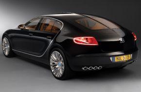 Автомобиль класса люкс Bugatti Galibier