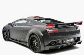 Суперкар Lamborghini Gallardo