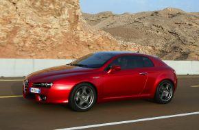 Автомобиль Alfa-Romeo Brera