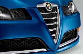 Анфас Alfa Romeo