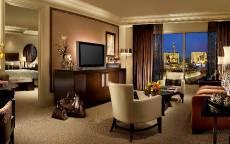 Интерьер комнаты отеля Беллагио, Лас-Вегас