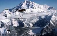 Boeing E-3 Sentry Самолет дальнего радиолокационного обнаружения