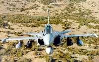 Многоцелевой истребитель Dassault Rafale (Франция)