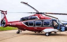 Российский вертолет КА-62