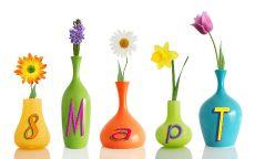 8 марта вазы с цветами