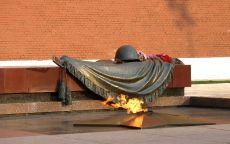 9 мая памятник неизвестному солдату