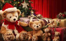новогодние медведи