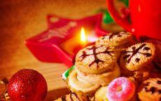 Вкусные печенья для нового года