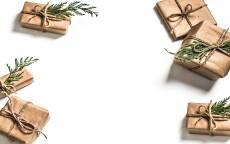 открытка, поздравление, новый год, белая открытка, с новым годом, праздник, happy new yeur, новогодние подарки