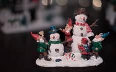 Снеговики и гномы