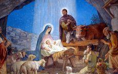 Картина Рождество Христово