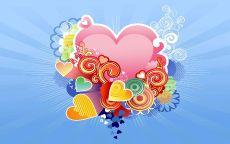 Valentine day 14 февраля