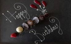 Сладкий С днем рождения! happy Birthday
