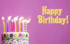 С Днем Рождения Женщине, Праздничный торт с днем рождения