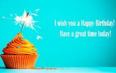 поздравление женщине с днем рождения открытка, бенгальская свеча на торте, бенгальская свеча горит