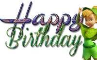 Питер Пэн поздравляет с Днем Рождения