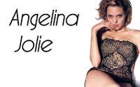 Angelina Jolie. Американская киноактриса