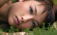 Фотопортрет азиатки